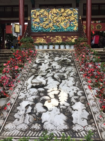 Yauntong Buddhist Temple in Kunming
